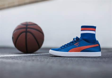Puma Clyde Sock NYC Pack   SneakerNews