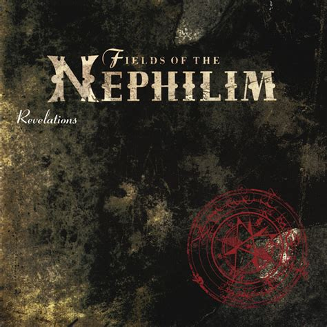 Fields Of The Nephilim - Revelations   Releases   Discogs