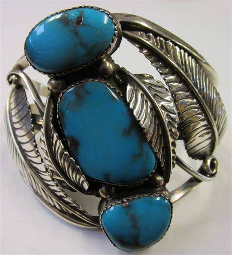 Bisbee Blue Turquoise from Bisbee, Ariz | Types of Turquoise
