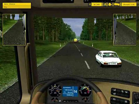 Euro Truck Simulator 1 Game Download Free For PC Full