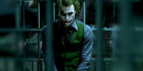 The Joker - The Most Memorable Dark Knight Trilogy Quotes