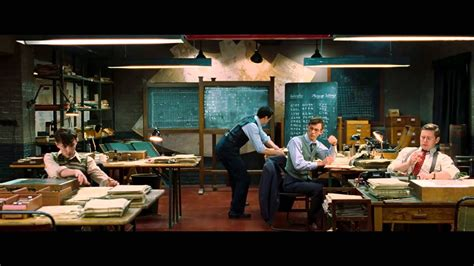 THE IMITATION GAME - Official UK Trailer - YouTube