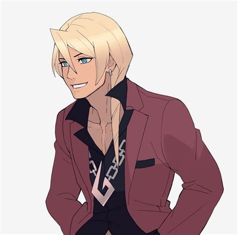klavier gavin | Tumblr (With images) | Ace, Phoenix wright