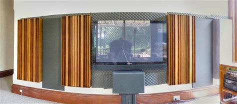 16 Ideas and Free Plans for DIY Sound Diffuser Panel