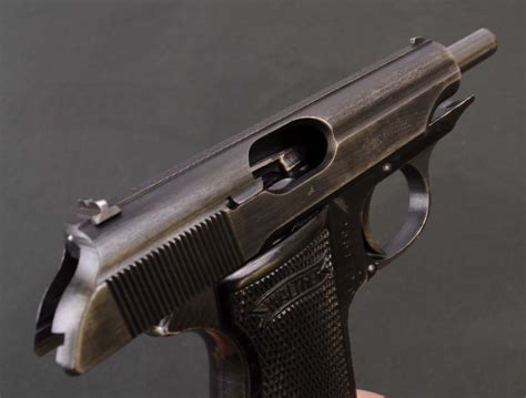 West Coast Armory Pre-Ban Guns   WWII Walther PP 7