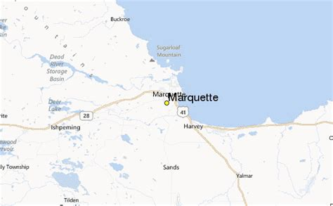 Marquette Weather Station Record - Historical weather for