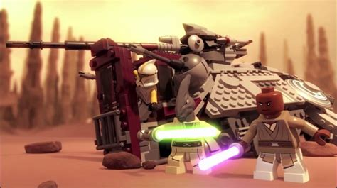 AT-TE - LEGO Star Wars - Episode 12 Part 2 - YouTube