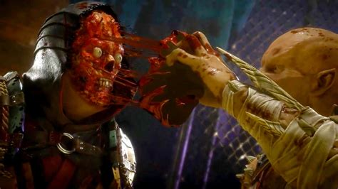 Mortal Kombat 11's New Fatalities More Gruesome Than Ever