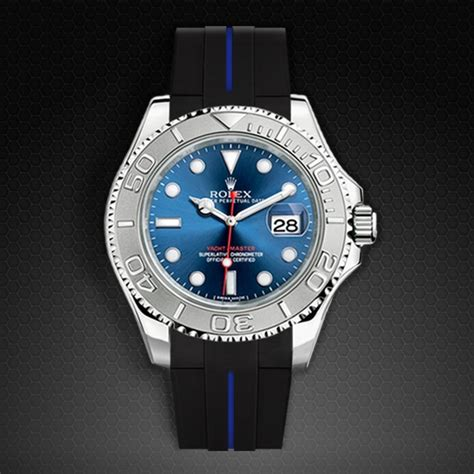 Strap for Rolex Yachtmaster 40mm - Classic Series