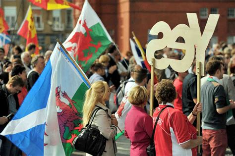 Support for Welsh independence boosted as Scottish