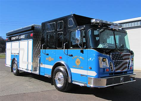 Star Lake Fire Department - Firehouse Apparatus