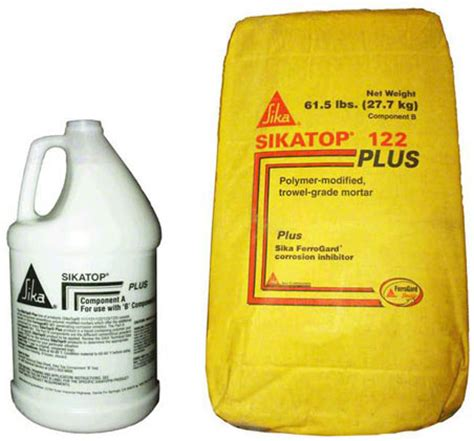 Sika Concrete   Sikagrout, Sikaquick, & Sikatop
