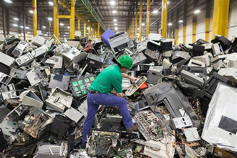 See Where the Electronic Junk You Thought You Recycled