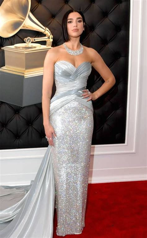 Dua Lipa from Grammys 2019: Best Dressed Stars The first