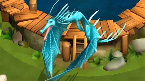 Dragons: Rise of Berk - Tide Glider (How To Train Your