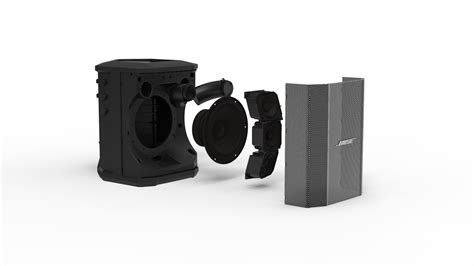 Bose S1 Pro Portable PA System with Battery Pack | Soundpad