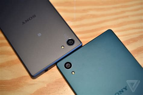 Sony Xperia Z5 and Z5 Compact review | The Verge