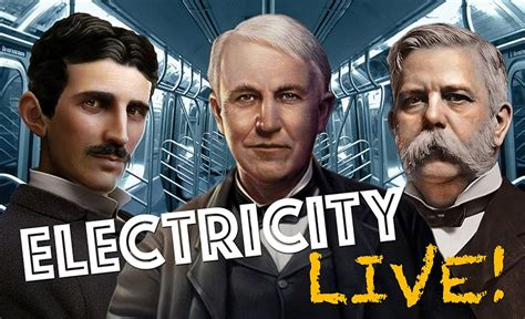 ELECTRICITY LIVE! - New York Transit Museum