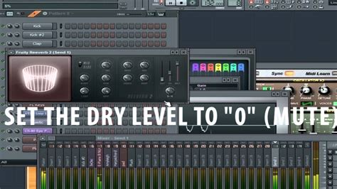 How to add Reverb (Perfect way) in FL Studio 10 - YouTube
