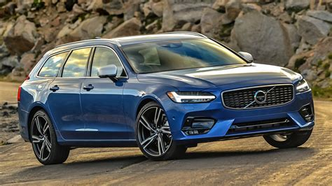 2018 Volvo V90 R-Design (US) - Wallpapers and HD Images