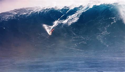 Bethany Hamilton Just Tow-Surfed Jaws Only 6 Months After