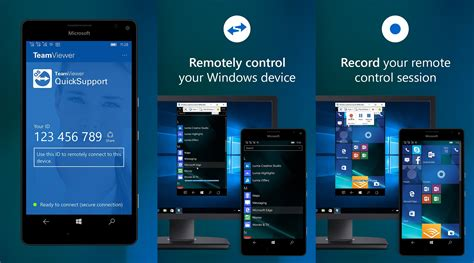 Upcoming TeamViewer QuickSupport app will allow you to