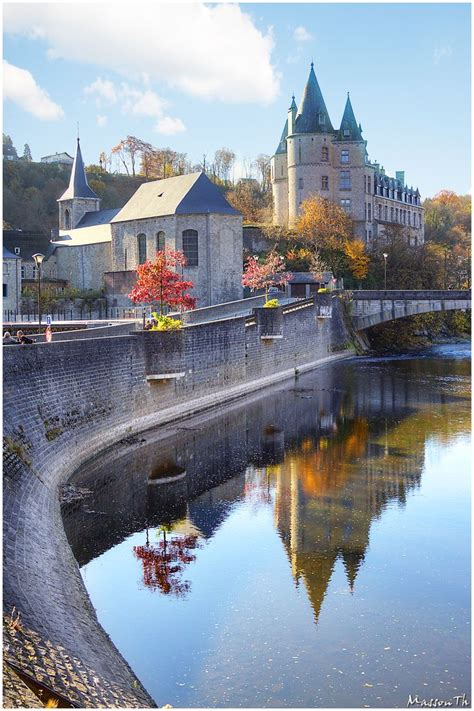 Durbuy is a very charming small medieval city in Belgium