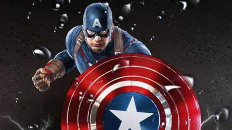 Captain America HD Wallpapers and Background Images | YL