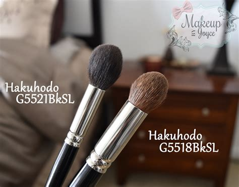 MakeupByJoyce ** !: Overview: Pointed Tapered Brushes for