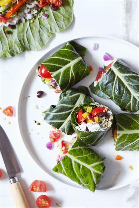 19 Healthy Vegan Wraps for Work Lunch (Easy Ideas) | The