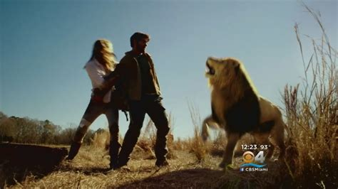 """James Patterson & Cast Members Discuss New CBS Series """"Zoo"""" - YouTube"""