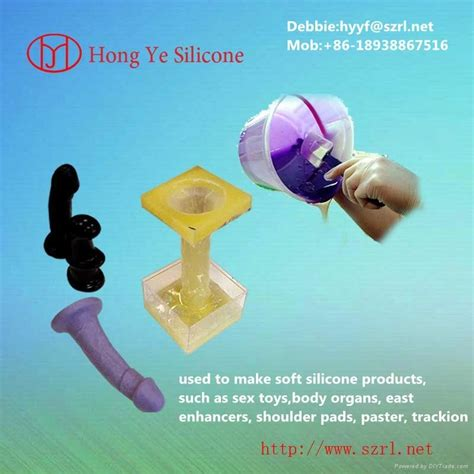 Liquid life casting silicone rubber for adult women sex