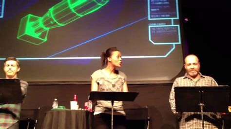 Archer Live! reading by the cast