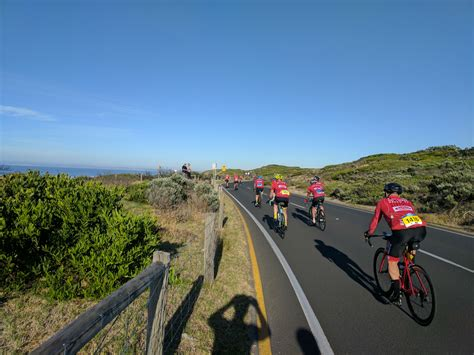 The Cadel Evans People's Ride: scenery on two wheels   Cycling