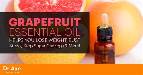 13 Grapefruit Essential Oil Benefits — Starting with
