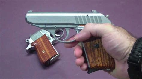 Walther PPK vs