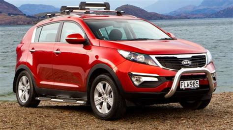Used Kia Sportage review: 1996-2012 | CarsGuide