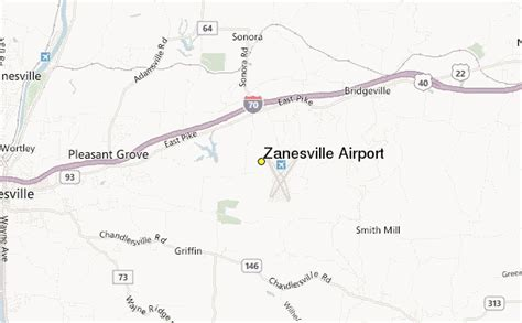 Zanesville Airport Weather Station Record - Historical