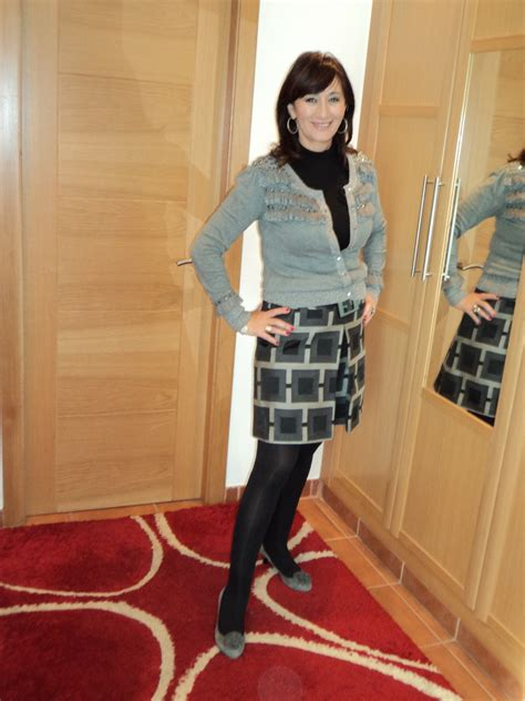 fabulous dressed blogger woman: Maria from Spain