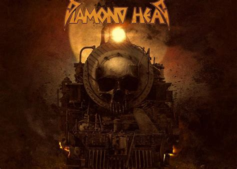 Diamond Head - The Coffin Train Review - Your Online