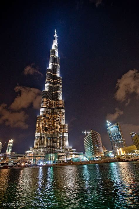 Burj Khalifa – Opening of the Tallest Building in the