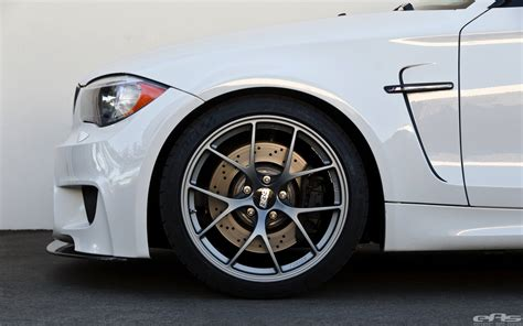 BMW 1M Gets BBS Wheels and Other Goodies - autoevolution