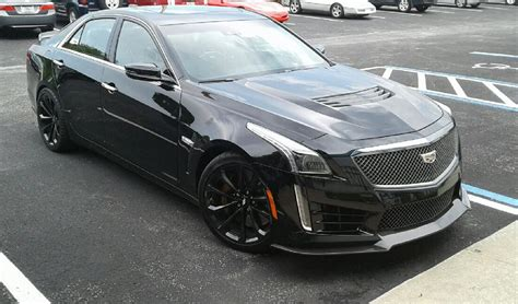 In the Driver's Seat: 2017 Cadillac CTS-V