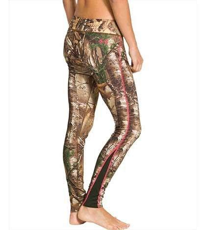 Under Armour ColdGear Camo Leggings Review – Real Country