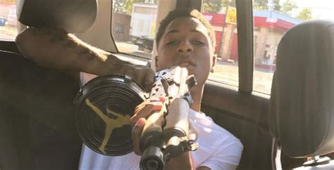 NBA YoungBoy Gets Sentence For Drive-By Shooting :: Hip