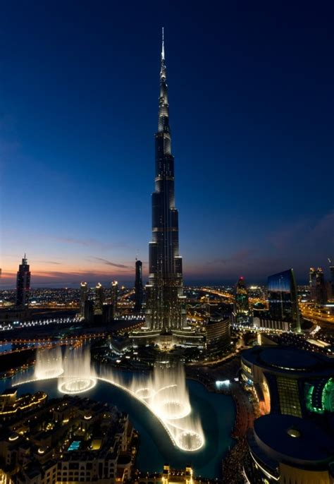 10 Most Fascinating Dubai's Modern Buildings that Will