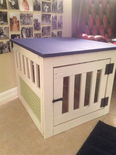 Ana White | Dog Kennel End table (small) - DIY Projects