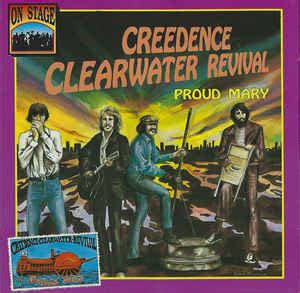 Creedence Clearwater Revival - Proud Mary (1991, CD) | Discogs