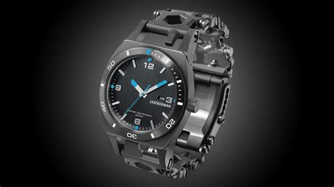 Leatherman Tread Tempo Multi-Tool Watch   DudeIWantThat