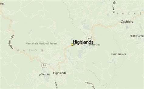 Highlands Weather Station Record - Historical weather for